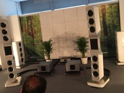 Foto-impressie High End München: alles op het gebied van audio