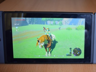 Review: Nintendo Switch – hybride spelcomputer voor thuis en onderweg