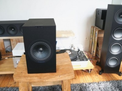 Review: KEF Q Series luidsprekers (Q350, Q650c en Q750)