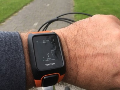 Review: Tomtom Adventurer fitnesstracker voor sporters