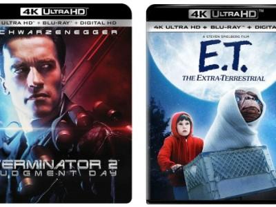De opvallendste Ultra HD Blu-ray aankondigingen van juli