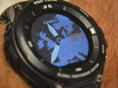 Review: Casio Pro Trek – Android Wear 2.0-smartwatch met dubbel scherm