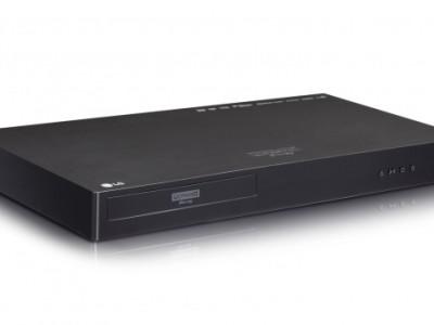 Review: LG UP970 Ultra HD Blu-ray-speler