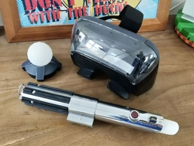 Review: Star Wars: Jedi Challenges – toffe lightsabergevechten