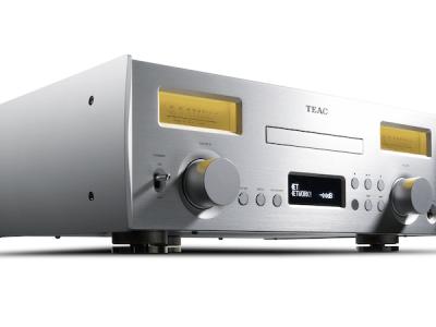 Review: TEAC NR-7CD, retro en high-tech in één