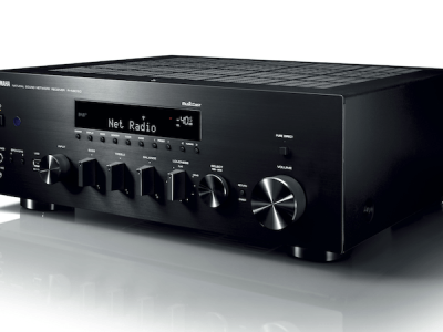 Review: Yamaha R-N803D stereo receiver met kamercorrectie