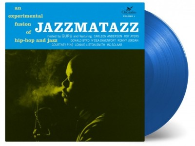Review: Guru – Jazzmatazz Vol. 1 (lp)