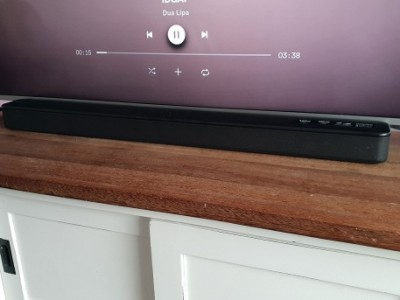 Review: Sony HT-SF150 soundbar – beter geluid dan uit je tv