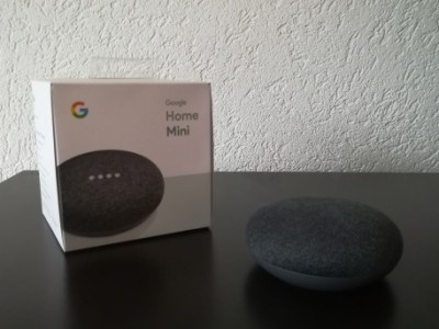 Preview: Google Home Mini – smart speaker nu in Nederland verkrijgbaar