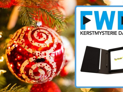FWD Kerstmysterie dag 3: Win een Royole RoWrite Smart Writing Pad