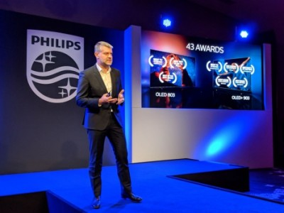 Video: Aftermovie Philips 2019 tv en audio launch-event