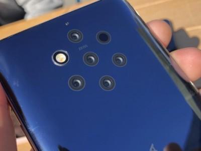 Eerste indrukken van de Nokia 9 Pureview (MWC 2019)