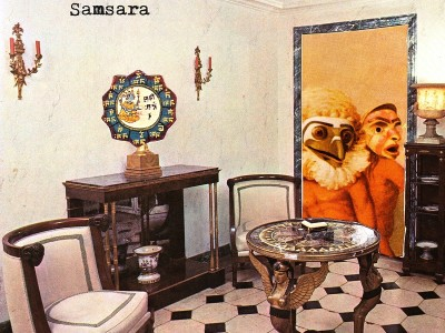 Review: The World Of Dust – Samsara (Digitaal)