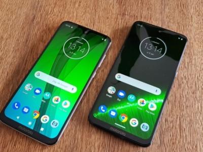 Review: Motorola Moto G7 en Moto G7 Plus – prima alternatieven