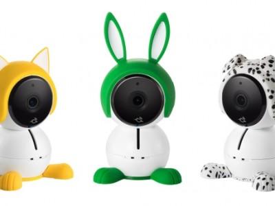 De beste babyfoons: slimme beveiligingscamera als babymonitor