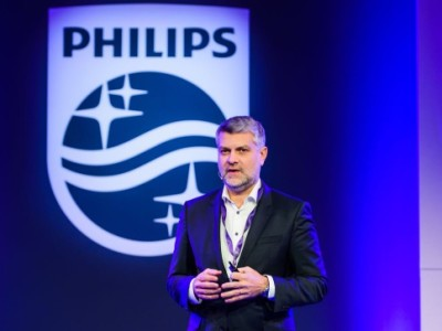 Interview met Kostas Vouzas, CEO - Philips TV & Audio Europe at TP Vision
