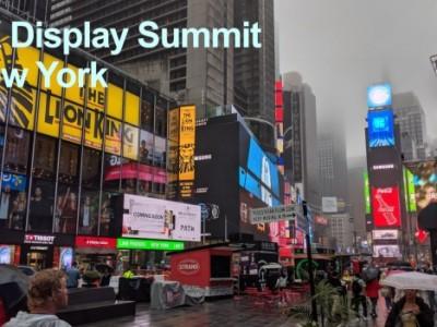 Verslag: 8K Summit New York – waar staan we en waar gaan we naartoe?