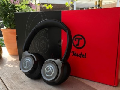 Review: Teufel REAL Blue NC koptelefoon met noise cancelling
