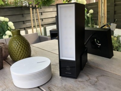 Review: Netatmo rookmelder en Presence camera – veiligheid voorop