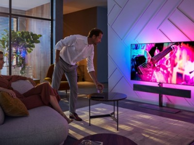Review: Philips 65OLED984 (OLED984-serie) met Bowers & Wilkins soundbar