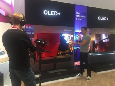 Video: een kijkje achter de schermen tijdens IFA 2019