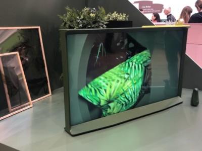 Video IFA 2019: de trends op het gebied van tv – 8K en design