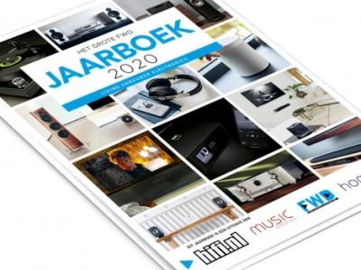 Voorverkoop: Het Grote FWD Jaarboek 2020
