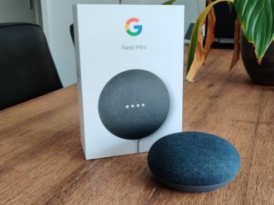 Review: Google Nest Mini – flinke vooruitgang ten opzichte van Home Mini