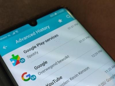 Zo bekijk je je notificatiegeschiedenis op Android