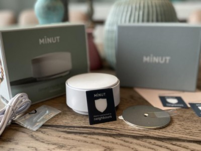 Review: Minut Smart Home Alarm – privacy en veiligheid staan voorop