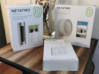 Review: Netatmo Smart Alarm – een veilig huis zonder abonnement