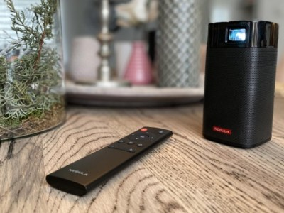 Review: Anker Nebula Apollo – compacte en draagbare beamer met Android