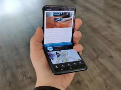 Review: Samsung Galaxy Z Flip – dit formaat is veel beter