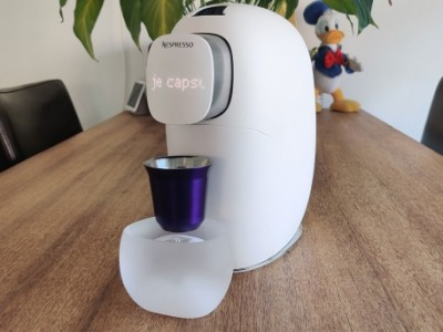 Review: O by Nespresso – koffiezetapparaat van de toekomst?