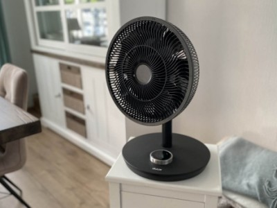 Review: Duux Whisper Flex Smart – slimme ventilator met accu