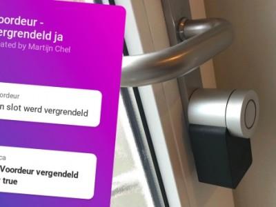 Smarthome scenario: Nuki deurslot als onderdeel van je slimme huis