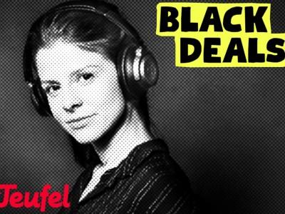 Adv: Black Deals bij Teufel - XXL-korting met topaanbiedingen