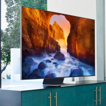 Review: Samsung QE65Q90R (Q90R-serie) Ultra HD QLED tv