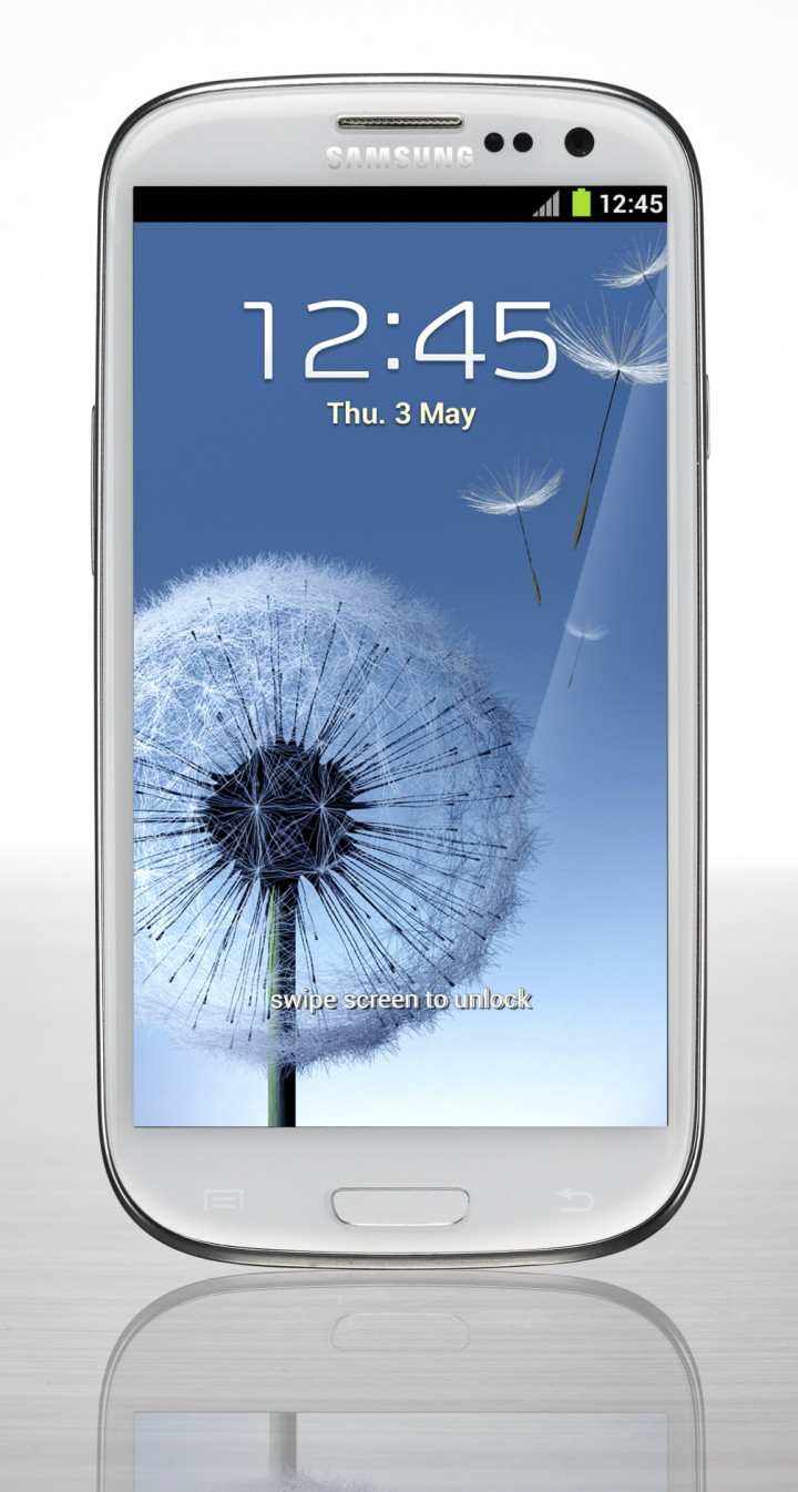 Samsung Galaxy S III back cover