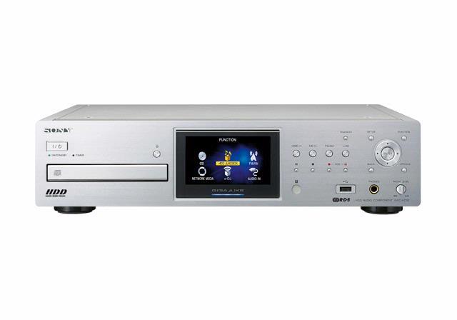 We wachten al lang op een mediaspeler met een mooi display, maar de Sony Gigajuke heeft heel wat meer te bieden dan alleen maar een leuk scherm.