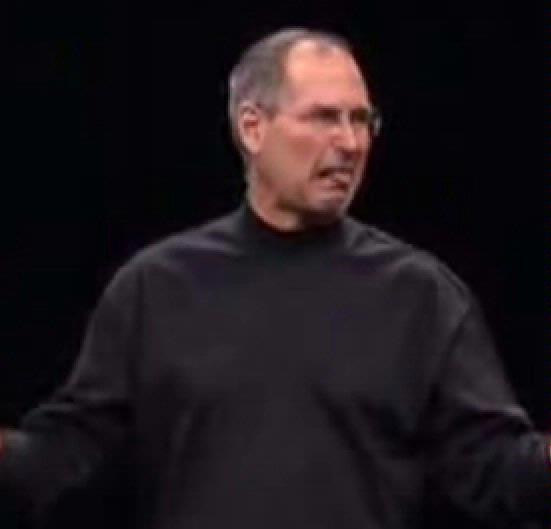 Jobs ziet geen toekomst voor elektronisch boek van Amazon