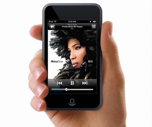 Apple brengt patch voor iPhone en iPod