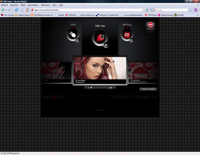 TMF webradio stemt af op uw gemoed