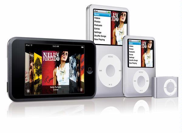 Apple wil iPod met onbeperkt muziek