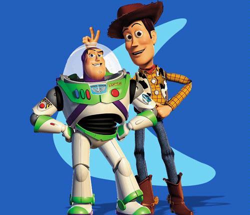 Filmstudio Pixar gaat over op 3D