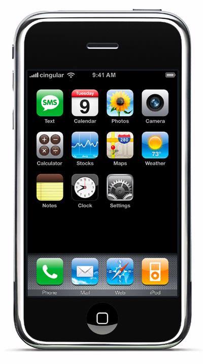 Mobistar gaat iPhone verkopen in België