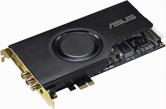 De Asus Xonar HDAV 1.3 is een PCI Express-kaart.