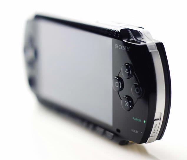 Volgende PSP-update brengt Google