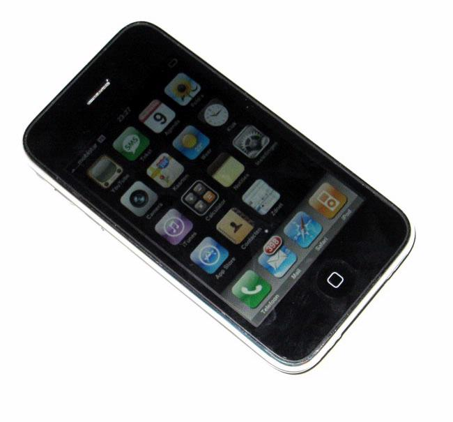 Primeur: Apple iPhone 3G getest