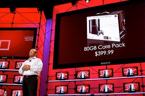 Instapmodel PS3 krijgt videodienst en 80 GB.